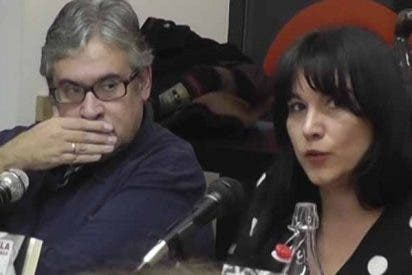 La escritora chavista Arantxa Tirado ataca a un redactor de PD: