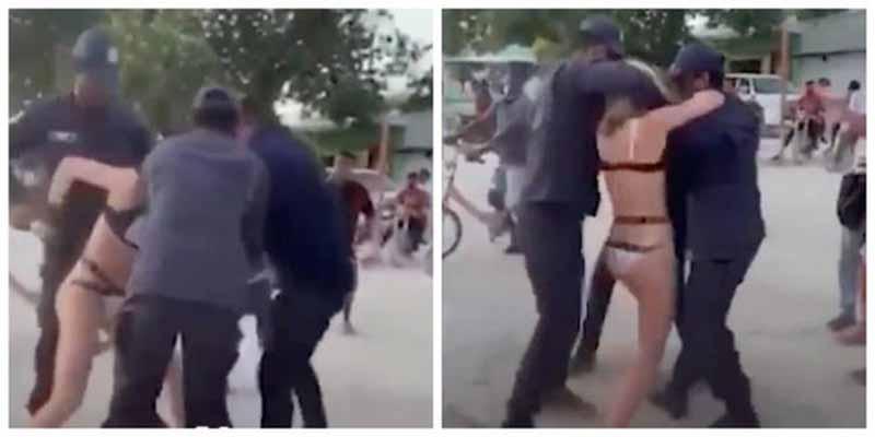 Maldivas: arrestan a una mujer por cometer el delito de llevar bikini