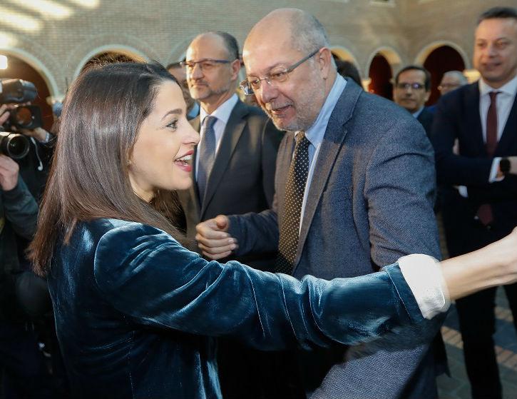 Igea anunciará hoy si se presenta a liderar Ciudadanos