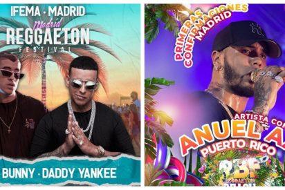 Madrid, capital del perreo: estos son los festivales de reguetón que se celebrarán este verano
