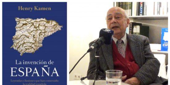 """Henry Kamen: """"Convertir en delito la apología del franquismo no tiene sentido"""""""