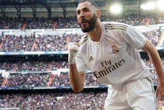 El Real Madrid gana el derbi Atlético cuando se dejó de tiki-takas y le echó pelotas