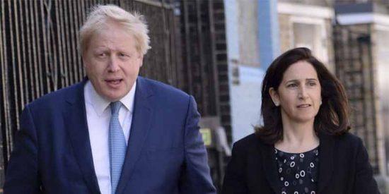 Boris Johnson finalmente llega a un acuerdo económico con su ex y anuncia el divorcio