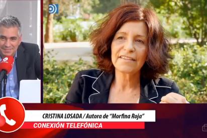 """Cristina Losada: """"Los devotos de la eutanasia quieren legalizarla por solo 15 casos en los que era adecuada"""""""