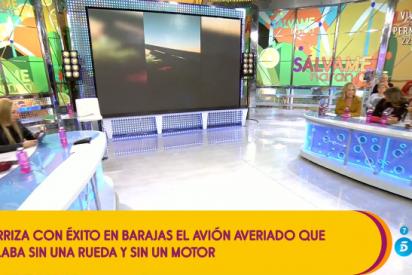Belén Esteban hunde a Piqueras en Telecinco: la información más surrealista dada en 'Sálvame'