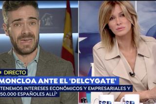 Un diputado del PSOE se lía y confiesa a Susanna Griso los intereses ocultos de Pedro Sánchez en Venezuela