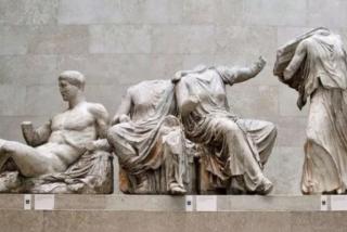 Brexit: Grecia exige que el acuerdo con la UE incluya la devolución de los mármoles del Partenón que están en el British Museum