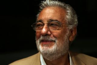 Plácido Domingo se adelanta y cancela sus actuaciones en el Teatro Real