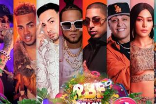 Reggaeton Bech Festival 2020: cierra cartel en Madrid con una actuación que nadie se esperaba