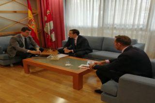Junta y Diputación de Valladolid trabajan para mejorar los servicios públicos en la provincia