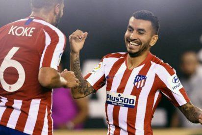 El Atlético de Madrid deja claro que lo del Liverpool no fue una chamba y se coloca tercero en Liga