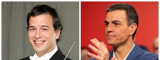 El PSOE, empeñado en agradar al jefe, forra con contratos al hermano músico de Pedro Sánchez