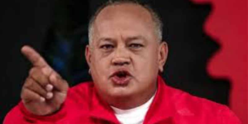 """El bofetón de Diosdado Cabello a Sánchez, Borrell y Zapatero: """"No habrá elecciones presidenciales en Venezuela"""""""
