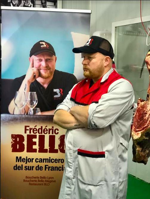 Frédéric Bello Discarlux Fisterra