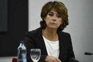 La Guardia Civil advierte a Dolores Delgado: