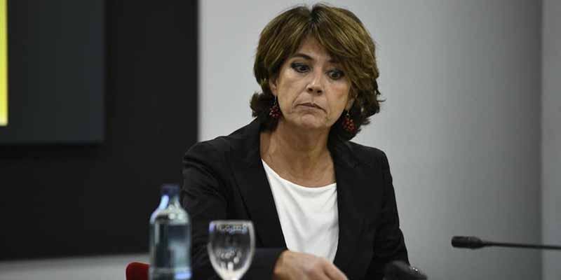 Esta es la nueva Fiscal General del Estado: la derrota de Juana Rivas en Italia destapa el monumental ridículo de Dolores Delgado
