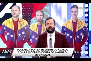 Así fue la patética celebración de 'Todo es Mentira' para presumir de que Maduro es uno de sus espectadores