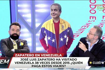¿Hasta cuándo, Vasile? 'Todo es Mentira' se mofa humillantemente de la violación de Derechos Humanos en Venezuela