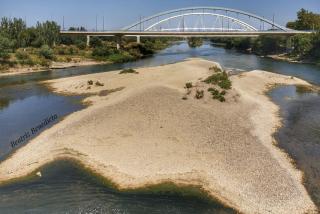 Tarragona: encuentran un cadáver con impactos de bala y las manos amputadas oculto en el río Ebro