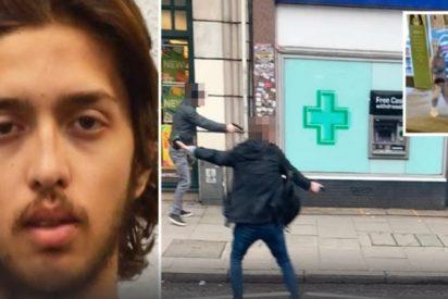 Este es Sudesh Amman, el yihadista islámico acribillado por la policía británica tras apuñalar a tres personas