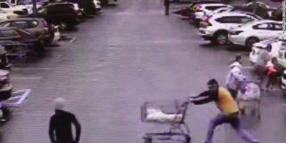 El cliente 'buen samaritano' atrapa al ladrón de Home Depot con su carrito de la compra