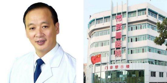 Coronavirus: muere víctima de la 'peste china' el director del principal hospital de Wuhan