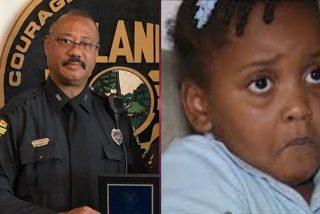 La Policía esposa y arresta en EEUU a una niña de 6 años, que pilló una rabieta y montó un pollo en su escuela