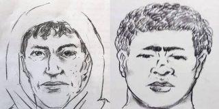Dos tipos golpean con una piedra y violan a una mujer y además matan a su hijo de cuatro años