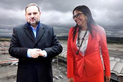'Delcygate': el CNI grabó todos los pasos de la narcochavista Rodríguez y el socialista Ábalos en Barajas