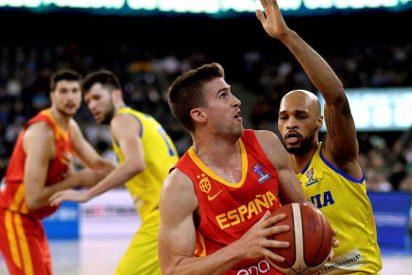 Baloncesto: La bicampeona España destruye a Rumanía en el preeuropeo 2021
