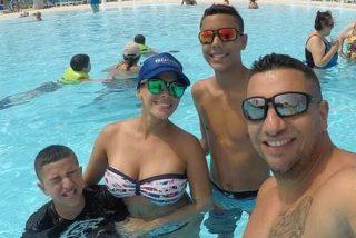 Un agente hispano de la Patrulla Fronteriza asesina a su esposa y sus dos hijos después del día familiar en Disney's Animal Kingdom