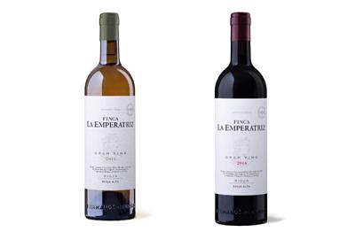 Finca La Emperatriz renueva al completo su gama de vinos