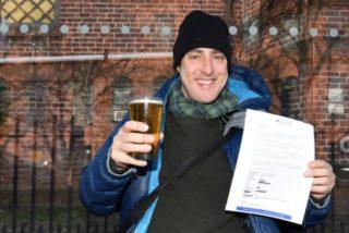 Este paisano logra que la ciudad de Nueva York acepte la cerveza como 'animal de compañía'