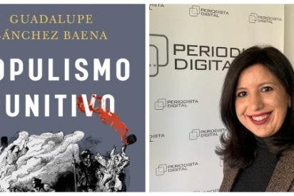 """Guadalupe Sánchez Baena: «La cruda realidad es que las mujeres sólo somos víctimas de las feministas que nos quieren sumisas y obedientes"""""""