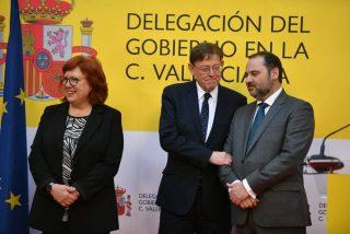 Ábalos, el 'héroe' humilde del PSOE y del chavismo: