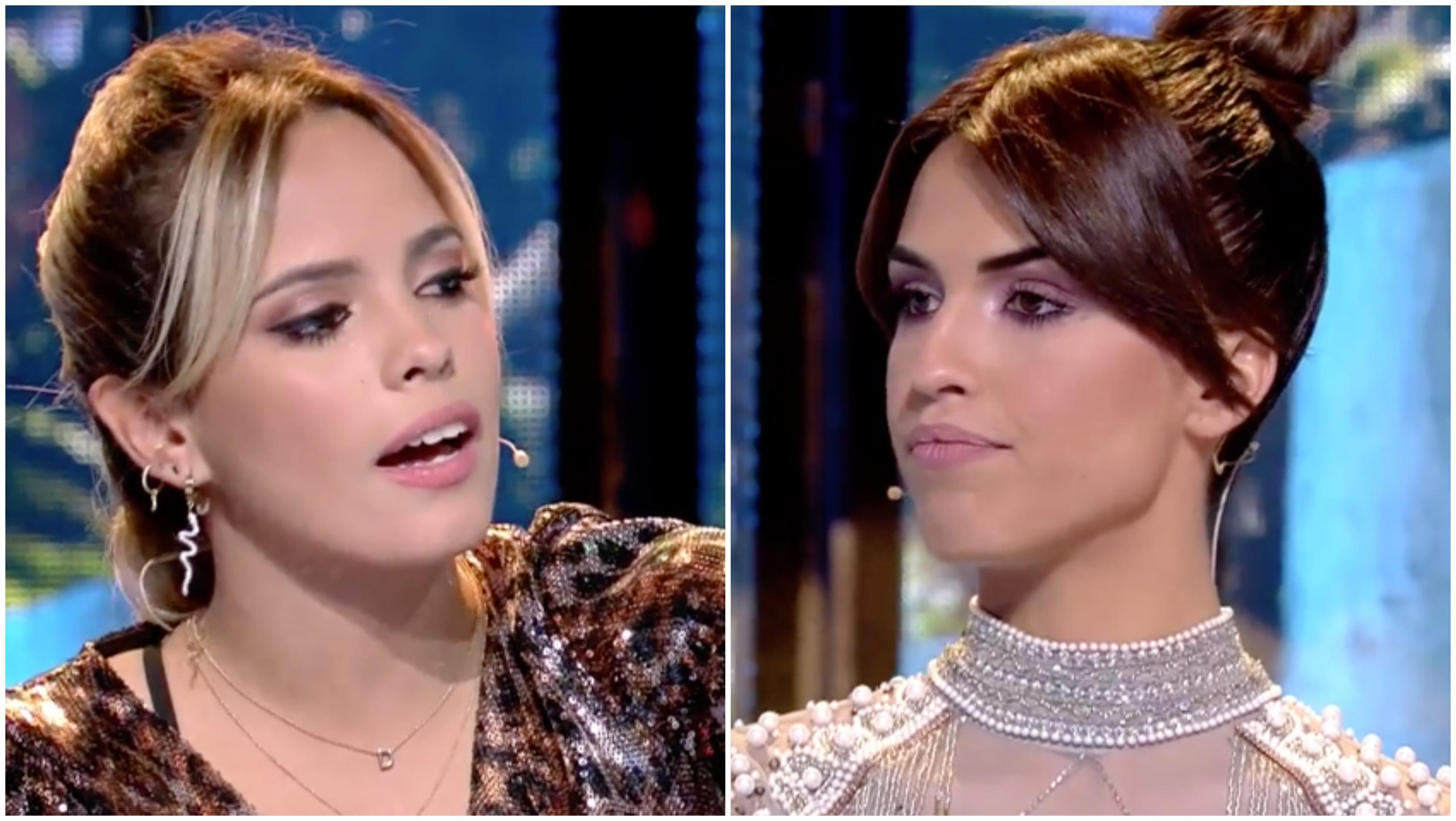 """El aplaudido """"¡qué pesada!"""" de Gloria Camila a Sofía Suescun destapa la aguda maniobra de 'Supervivientes 2020'"""