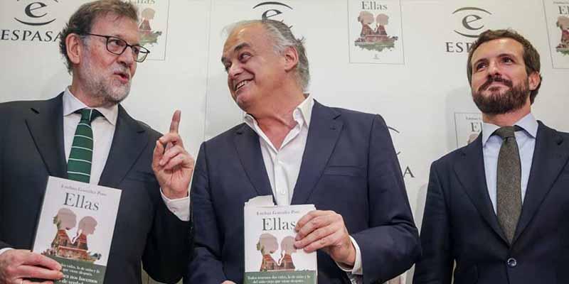 'Ellas': La escena sexual de la novela de González Pons tiene temblando a los lectores