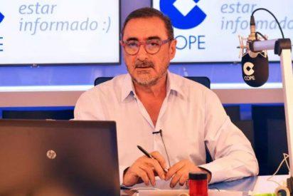 """Herrera ajusticia a Iglesias: """"Este mamarracho quiere decidir lo que hablamos los españoles en Nochebuena"""""""