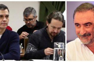 Herrera ataca a laSexta y se mofa del 'relator' Iglesias: