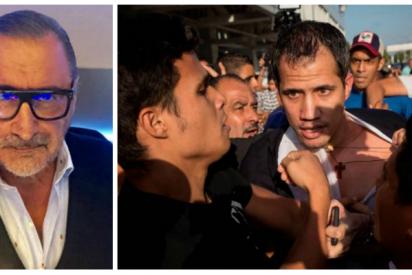 Herrera denuncia que la agresión chavista a Guaidó parte del desprecio de Sánchez hacia el presidente interino