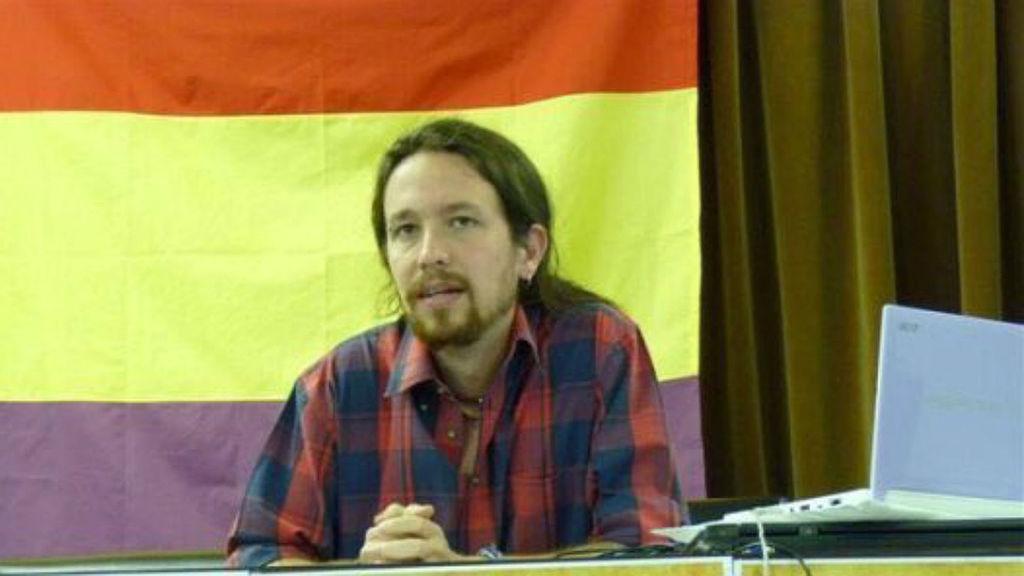 ¡Sánchez, te has 'lucido'! Pablo Iglesias, alérgico a la palabra España y dopado por Irán, tendrá acceso al CNI