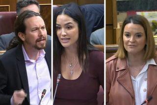 PP y VOX acorralan a Iglesias con las niñas prostituidas de Baleares y este les acusa de