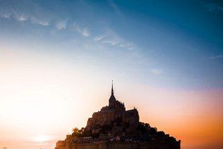 Imagen destacada del día: Monte Saint-Michel, Francia