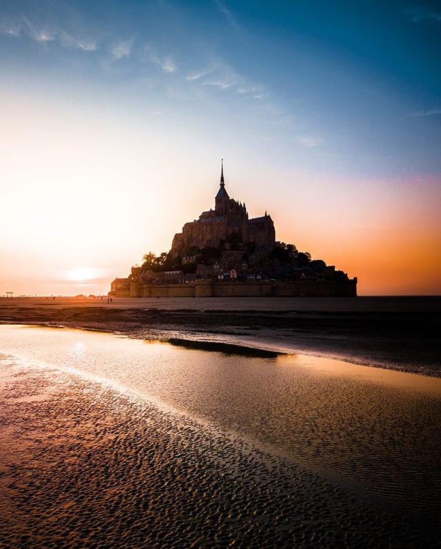 Monte Saint-Michel, Francia: Imagen destacada del día