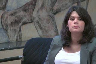 La frase que sentencia a la 'acosa policías' Isa Serra: