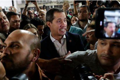 El dictador Maduro secuestra al tío de Guaidó al pisar Caracas, ante el silencio cómplice de su 'canciller' Zapatero