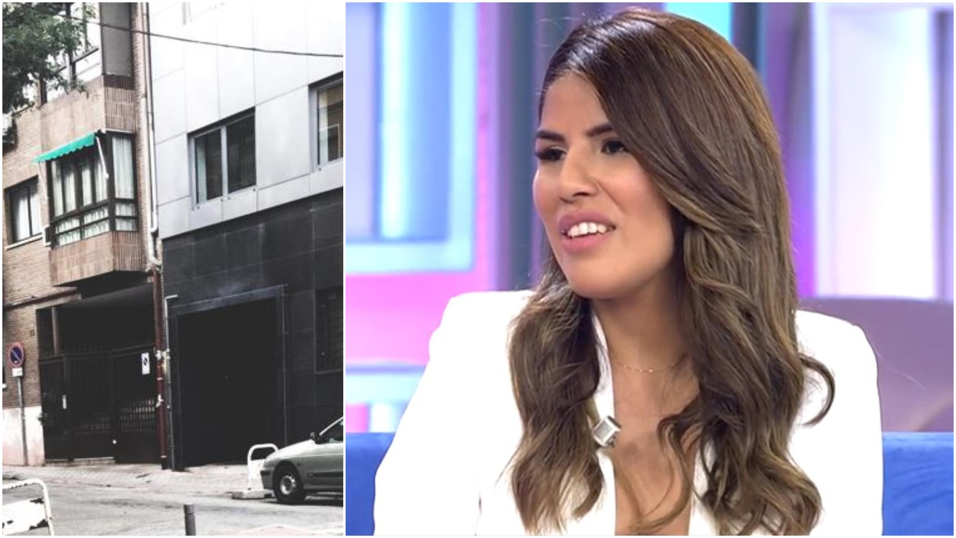 Exclusiva PD / Así es la nueva y privadísima casa de Isa Pantoja y Asraf en el centro de Madrid