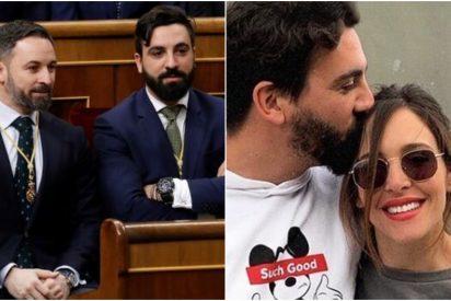 """Despiadados ataques contra la mujer del senador de Vox Coco Robatto: """"Tus hijos van a ser gays, zorra"""""""