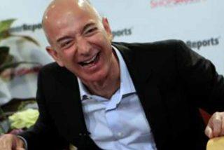 Jeff Bezos ganó en 15 minutos los mismo que el Santander en todo 2019 (y se ríe de los que hablaron de su divorcio)