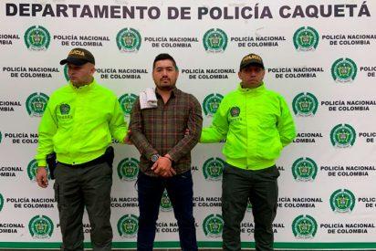 Colombia: detienen al narcotraficante